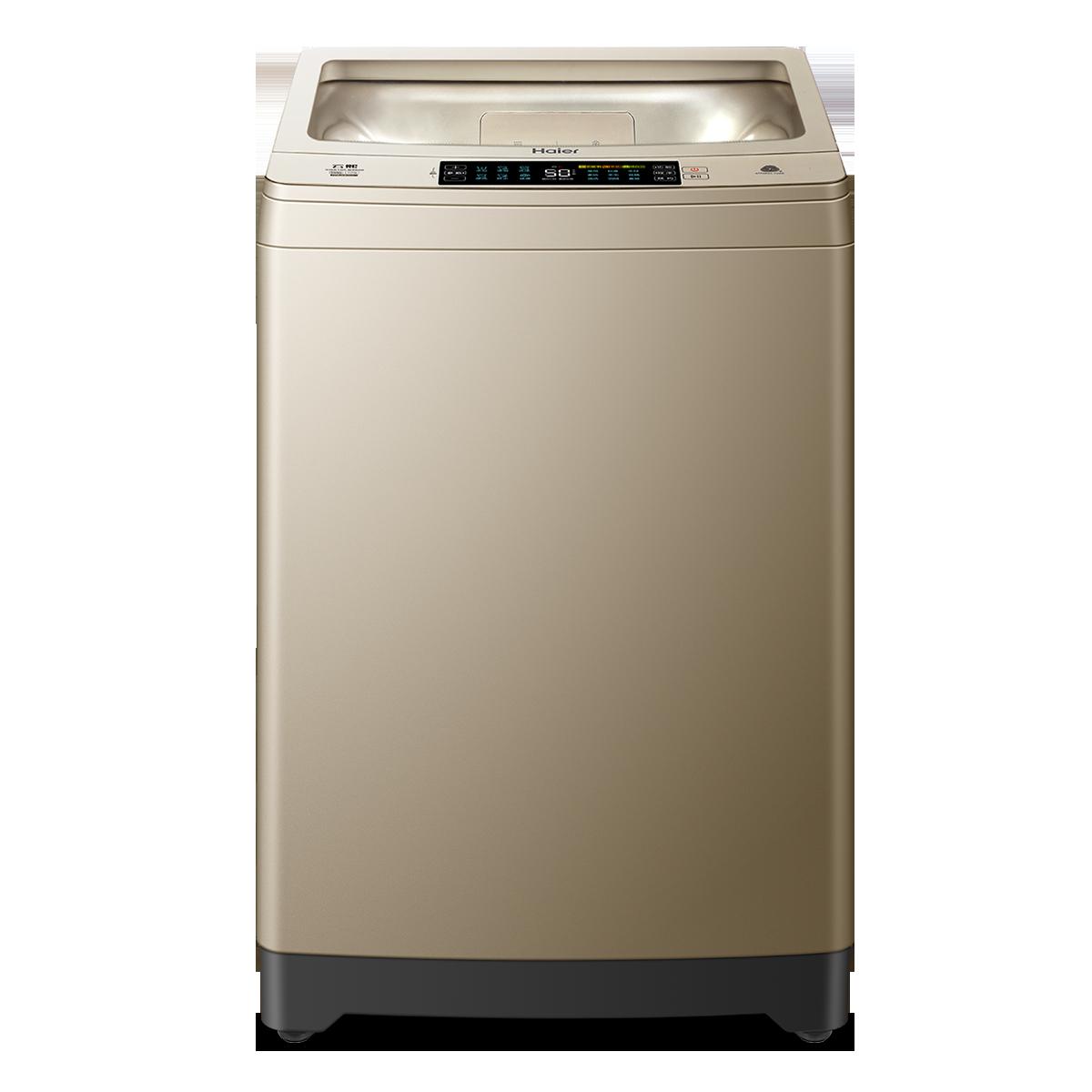 海尔Haier洗衣机 XQS100-BZ858 说明书