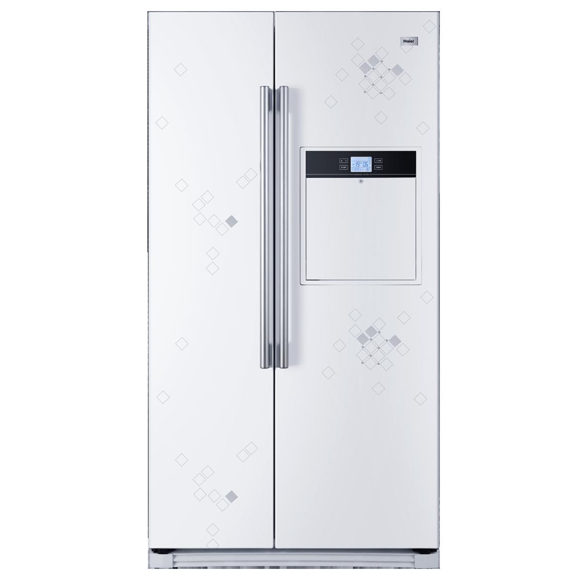 海尔Haier冰箱 BCD-602WBGM 说明书