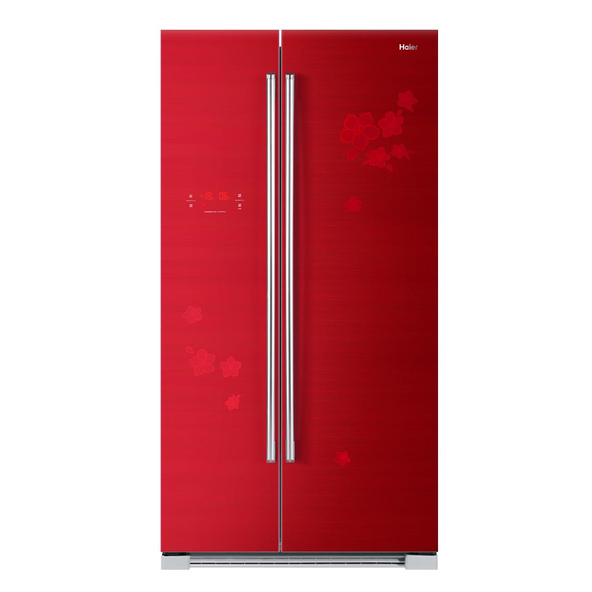 海尔Haier冰箱 BCD-649WACR 说明书