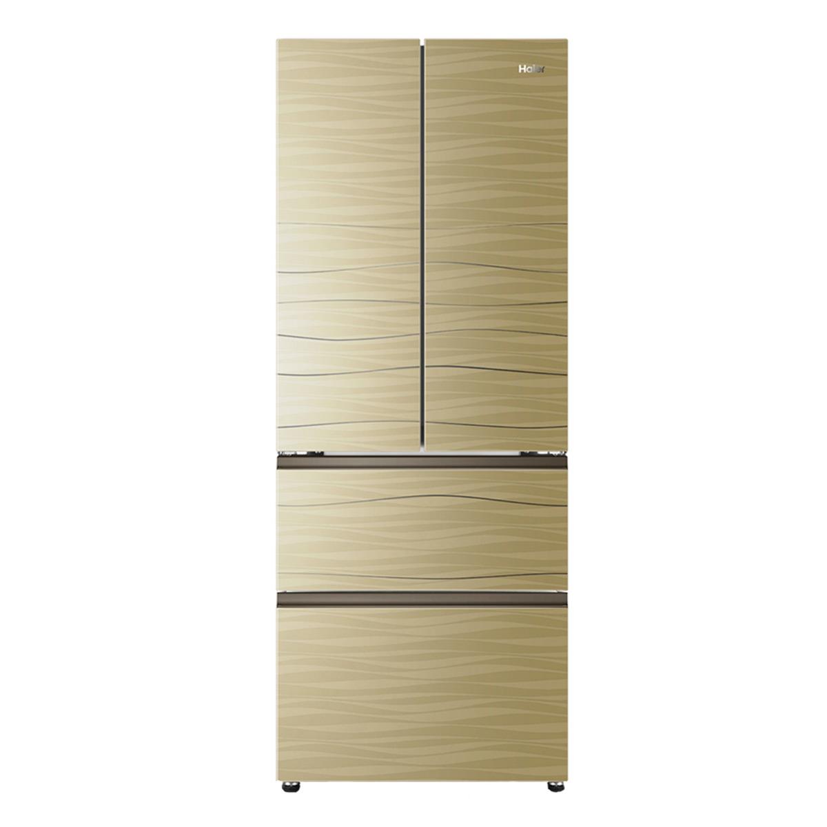 海尔Haier冰箱 BCD-378FDGN 说明书