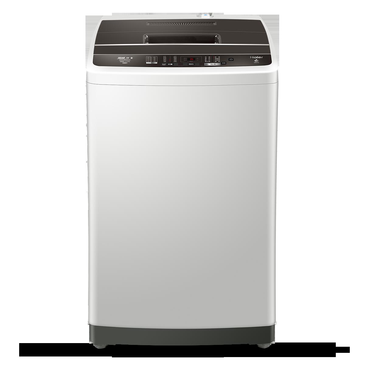 海尔Haier洗衣机 EB80BM029 说明书