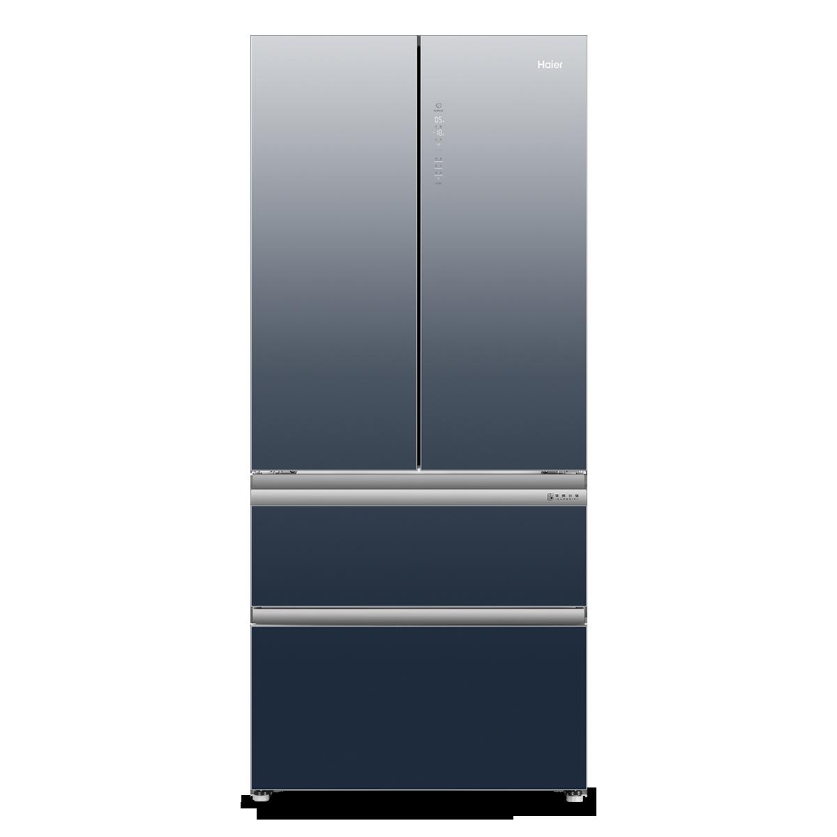 海尔Haier冰箱 BCD-503WDCEU1 说明书