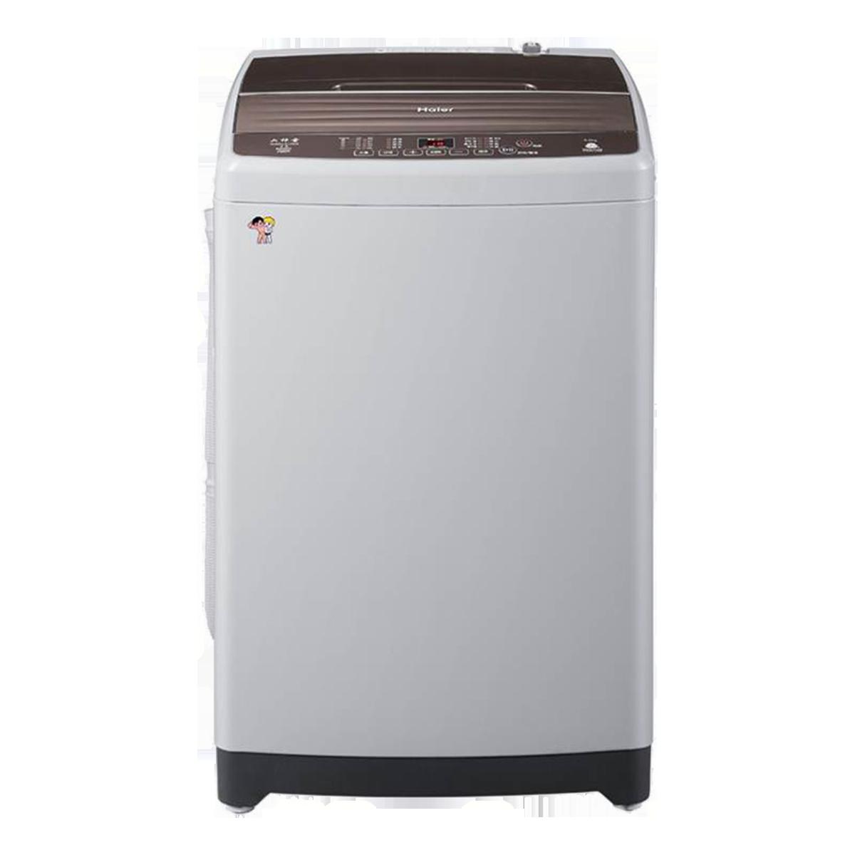 海尔Haier洗衣机 B100688M21V 说明书