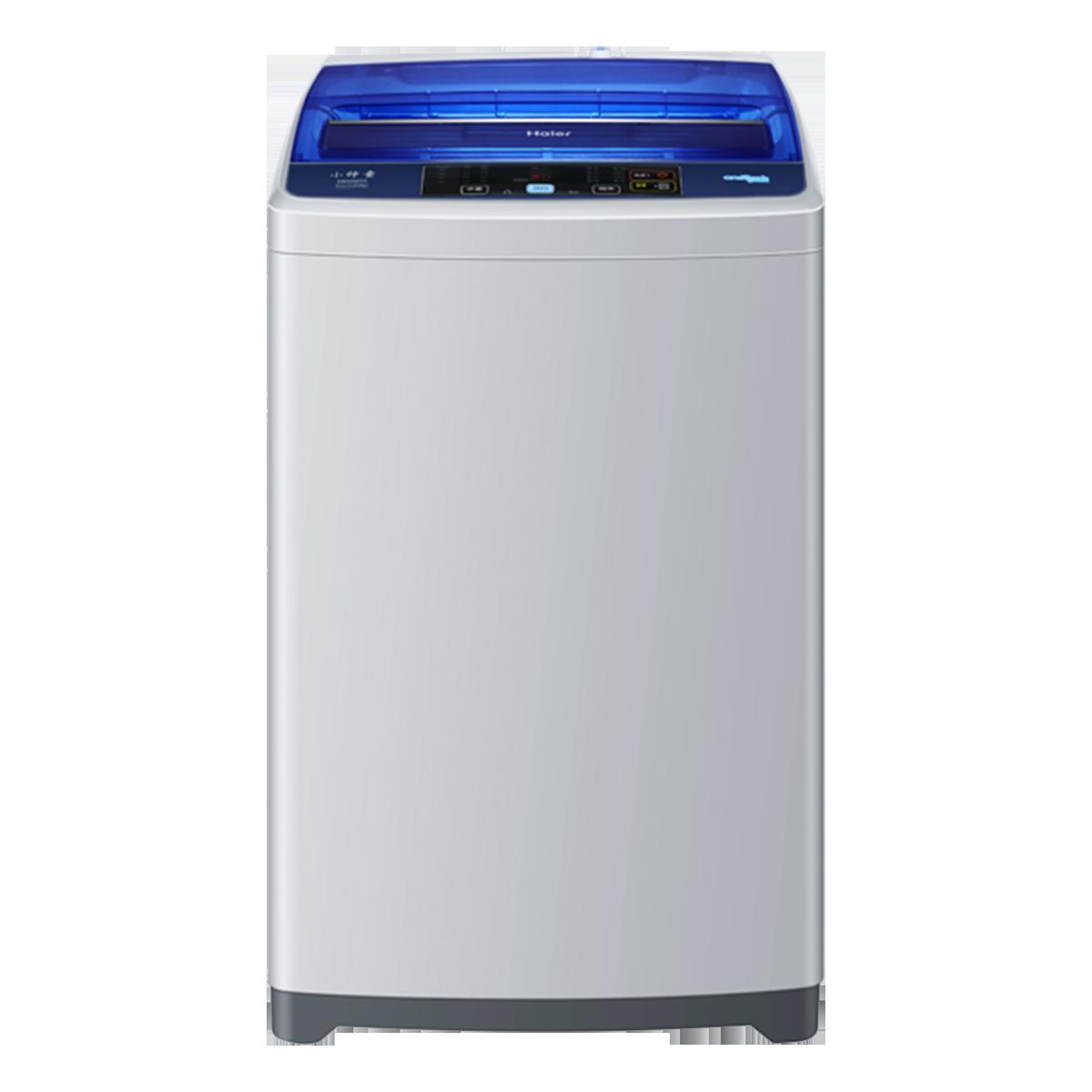 海尔Haier洗衣机 EB55M2W 说明书
