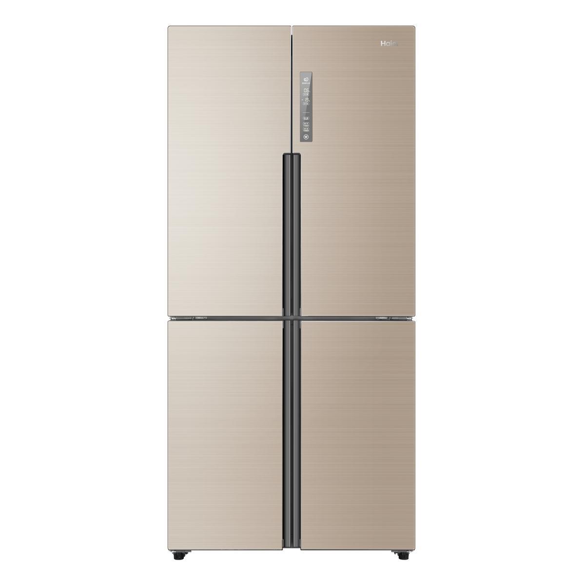 海尔Haier冰箱 BCD-458WDVMU1 说明书