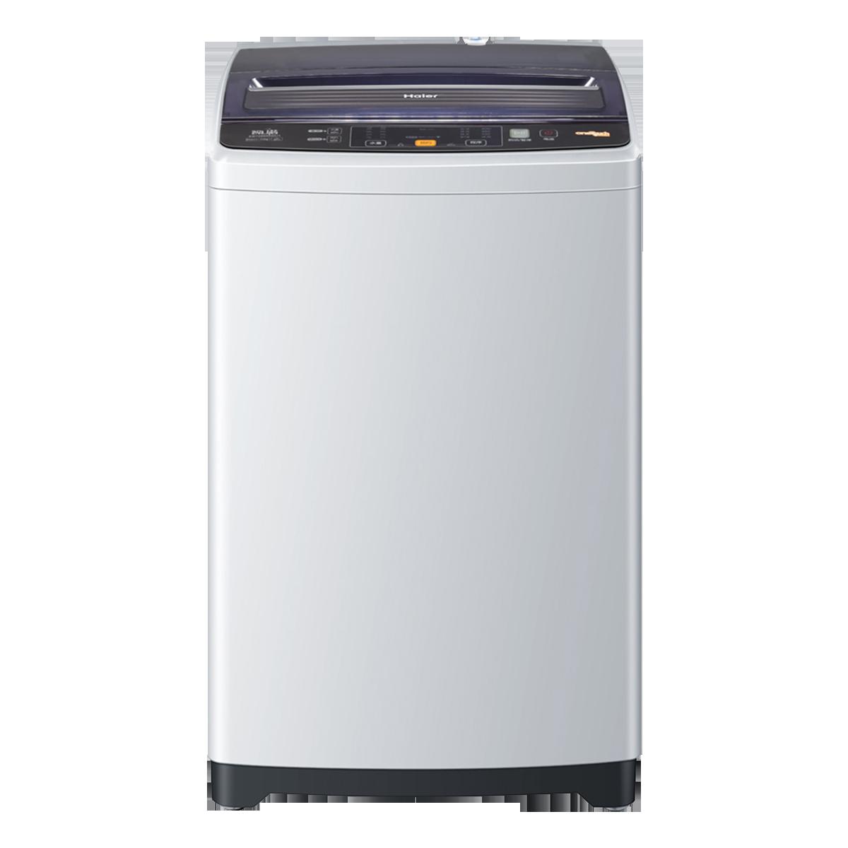 海尔Haier洗衣机 EB72BM2WU1 说明书