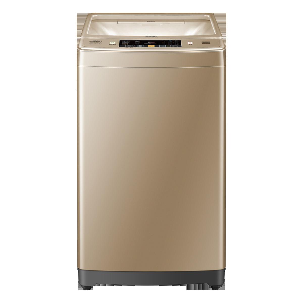 海尔Haier洗衣机 EB80BDF9GU1 说明书