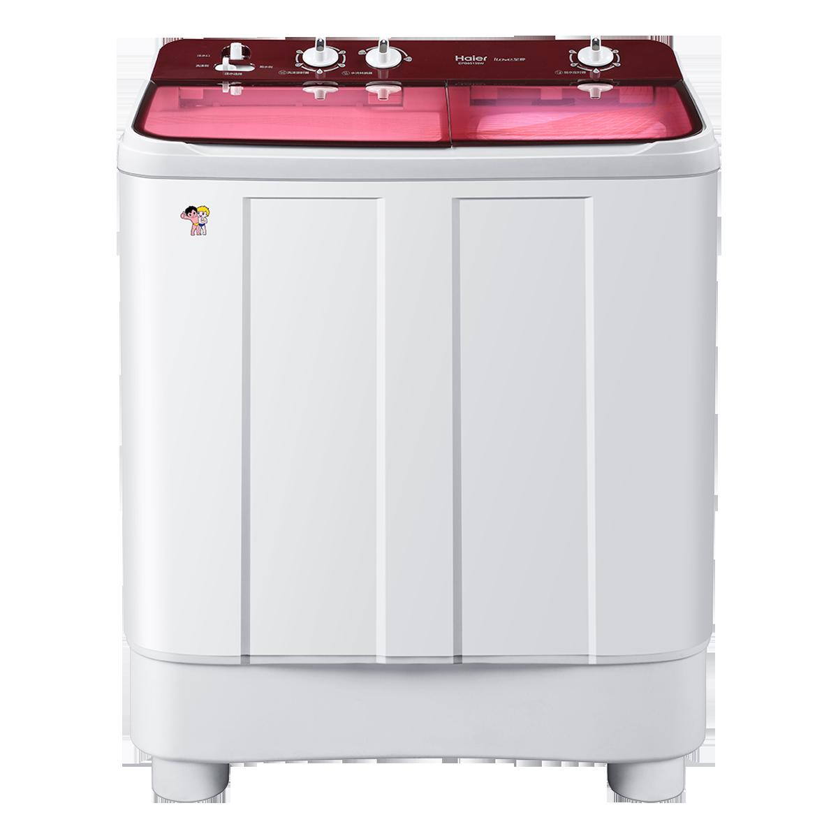 海尔Haier洗衣机 EPB85159W 说明书