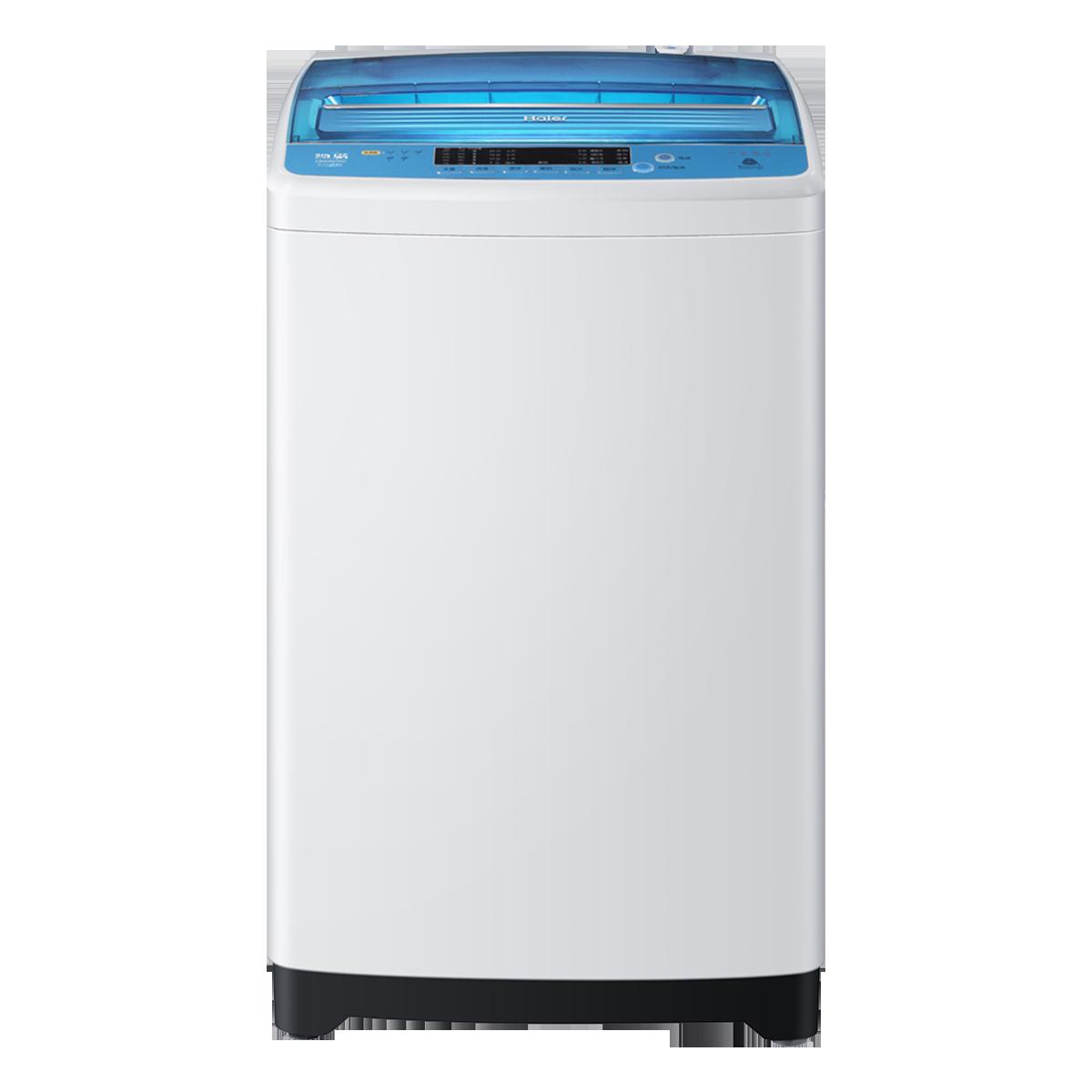 海尔Haier洗衣机 EB80M2WD 说明书
