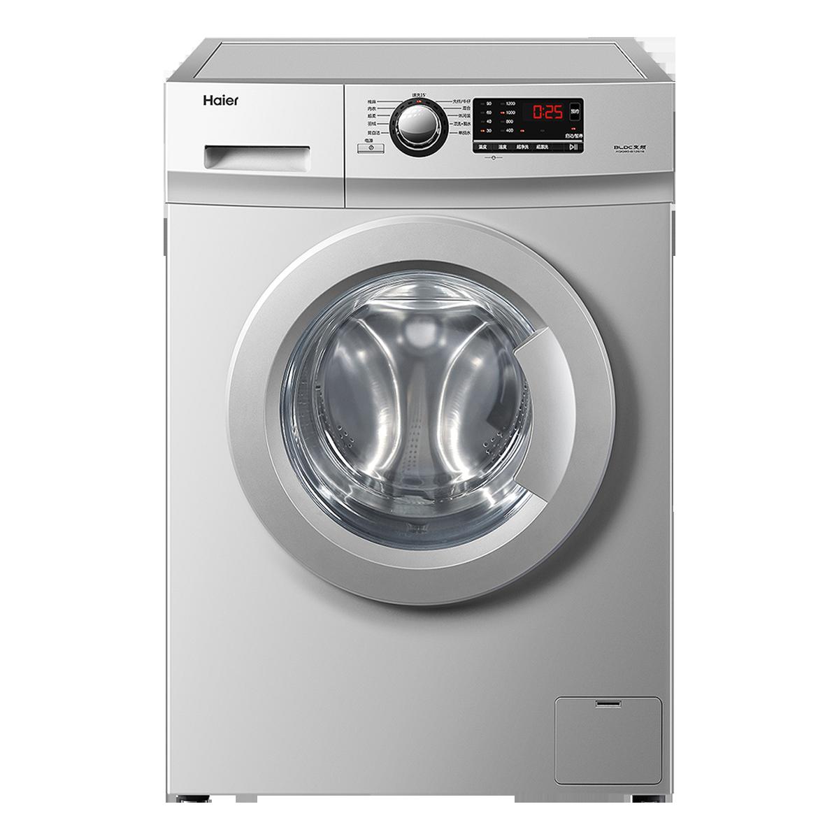 海尔Haier洗衣机 XQG80-B12616 说明书