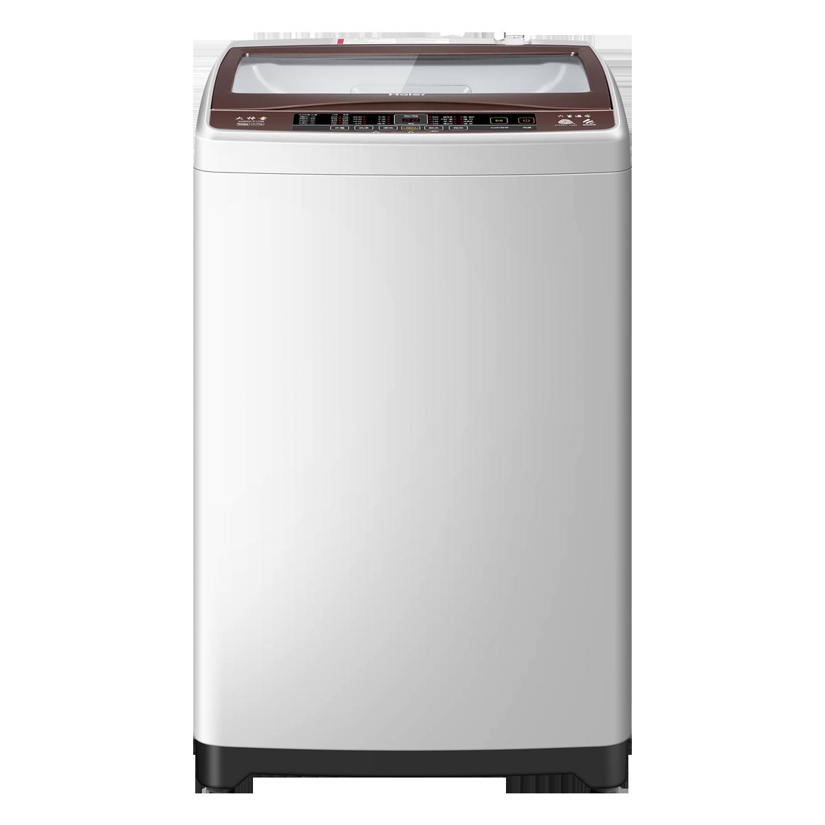 海尔Haier洗衣机 XQB80-Z1708 说明书