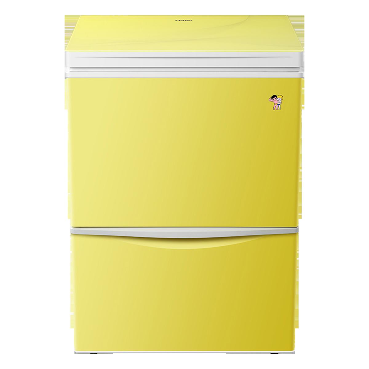 海尔Haier冷柜 LW-120HCD(黄色) 说明书