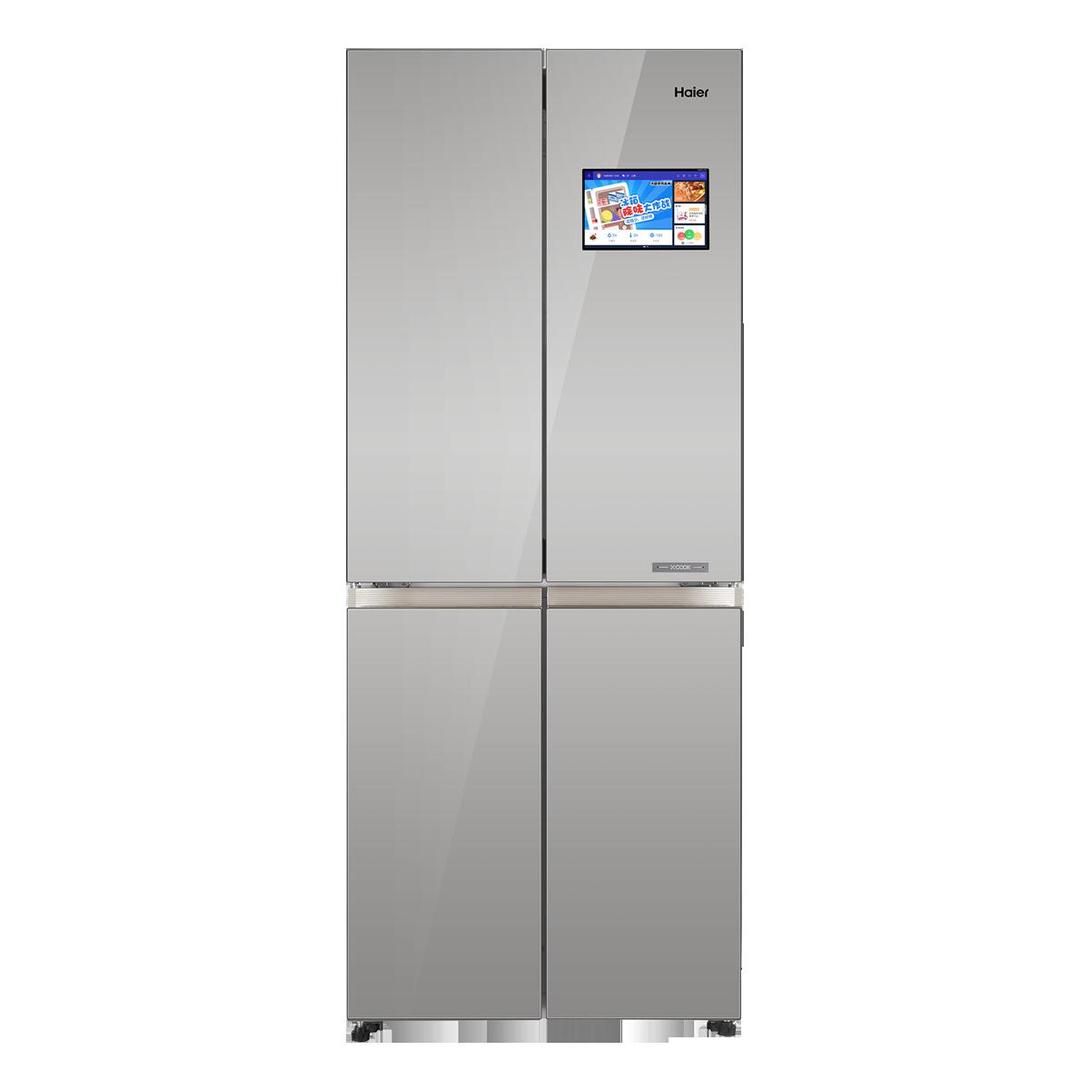 海尔Haier冰箱 BCD-406WIGIU1 说明书