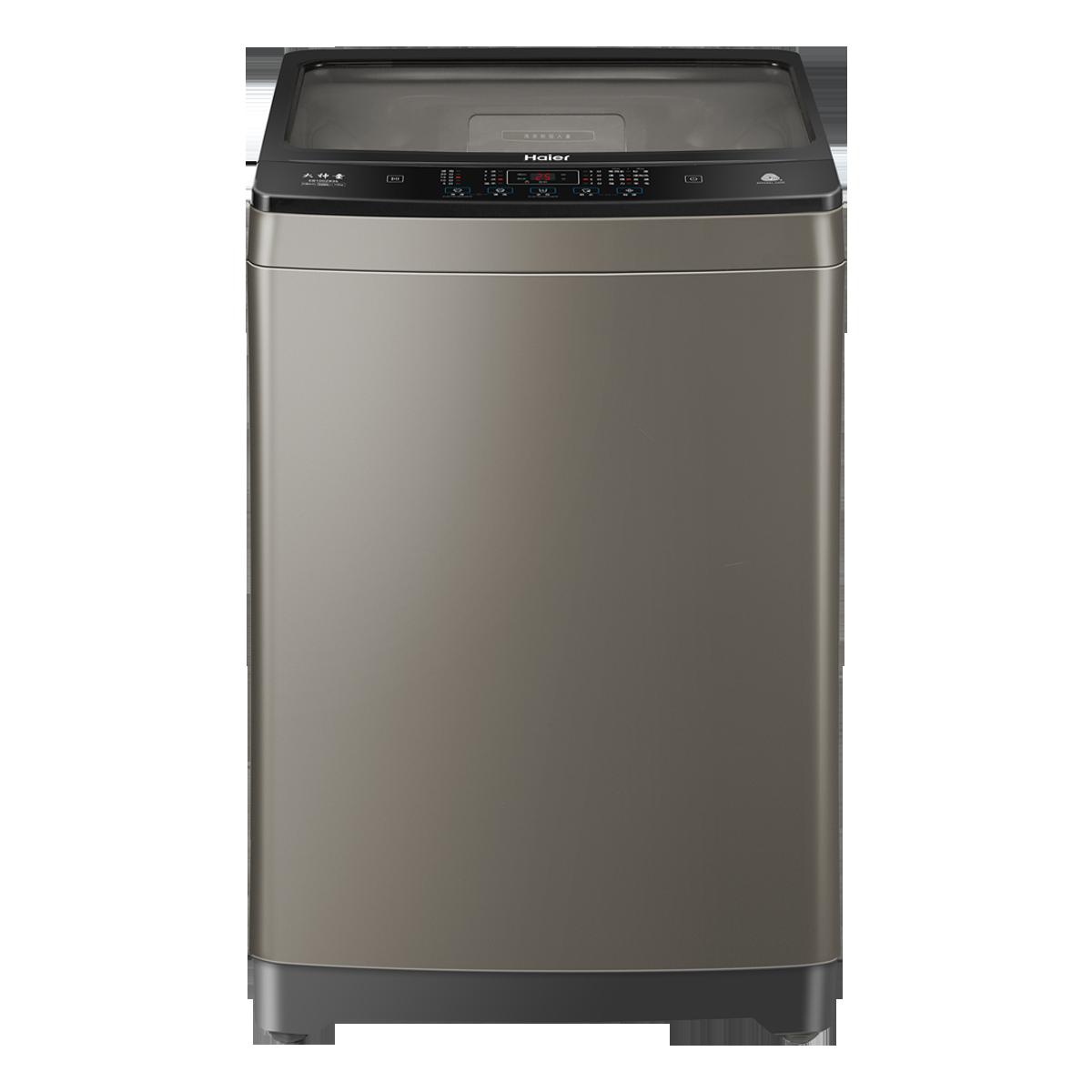 海尔Haier洗衣机 EB100Z836 说明书